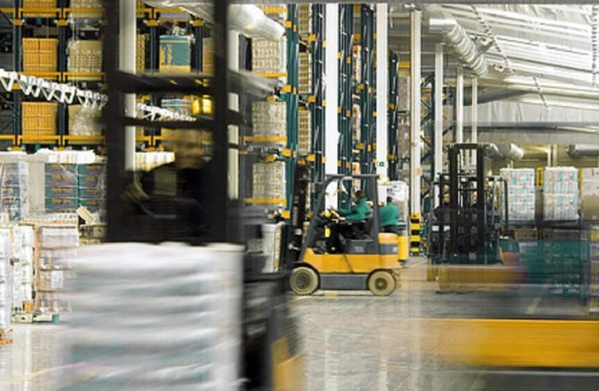 Soluções conectadas para o setor logístico
