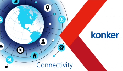 Konker: building a more efficient world by leading intelligence to things