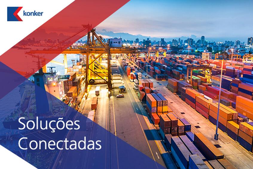 IoT em operações logísticas:  geração de dados, análise e automação