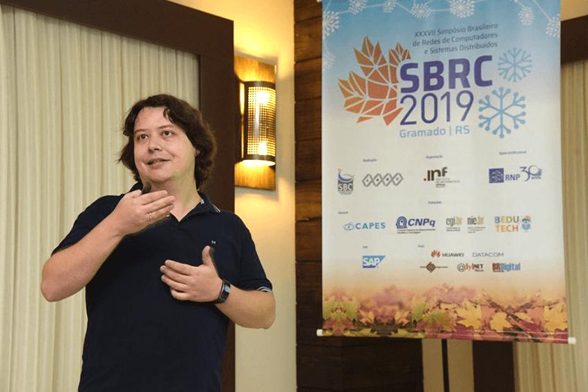 Plataforma Konker no SBRC 2019